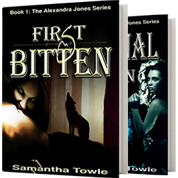 The Alexandra Jones Series